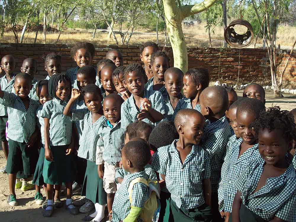 SMC Coach Hire has been helping orphan children in Malawi
