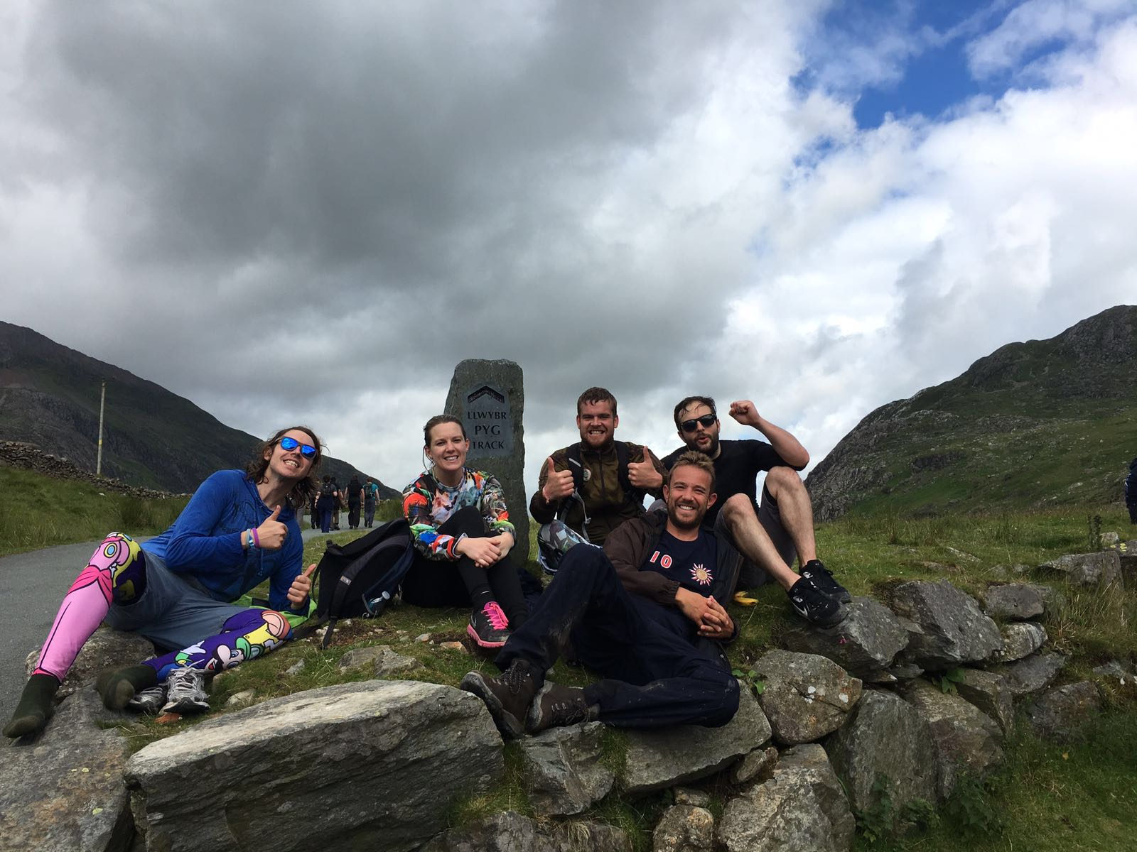 Three Peak Challenge by SMC Coach Hire - All for charity