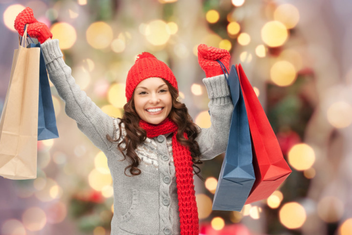 coach and minibus hire for christmas shopping trips
