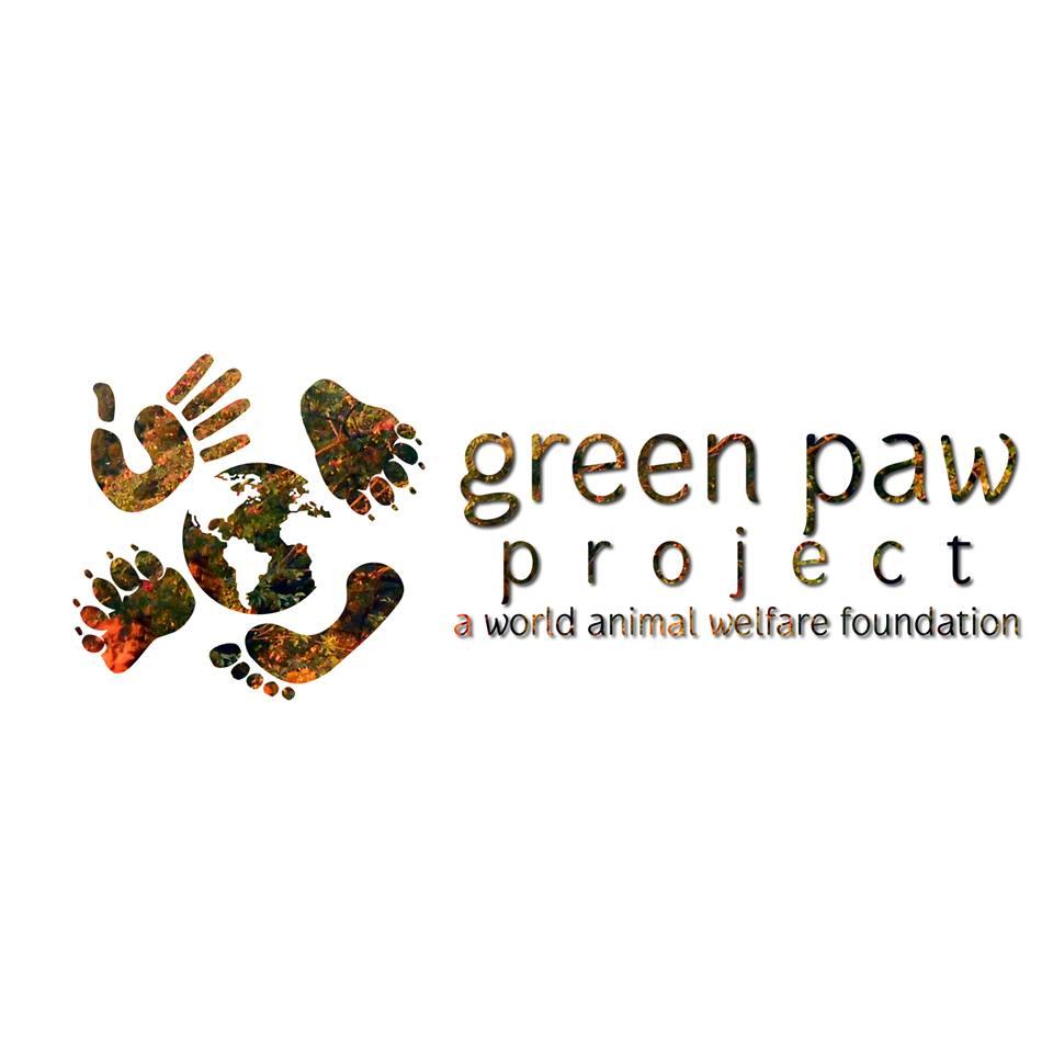 Green Paw Logo