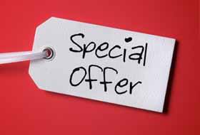 coach and minibus hire discount special offers