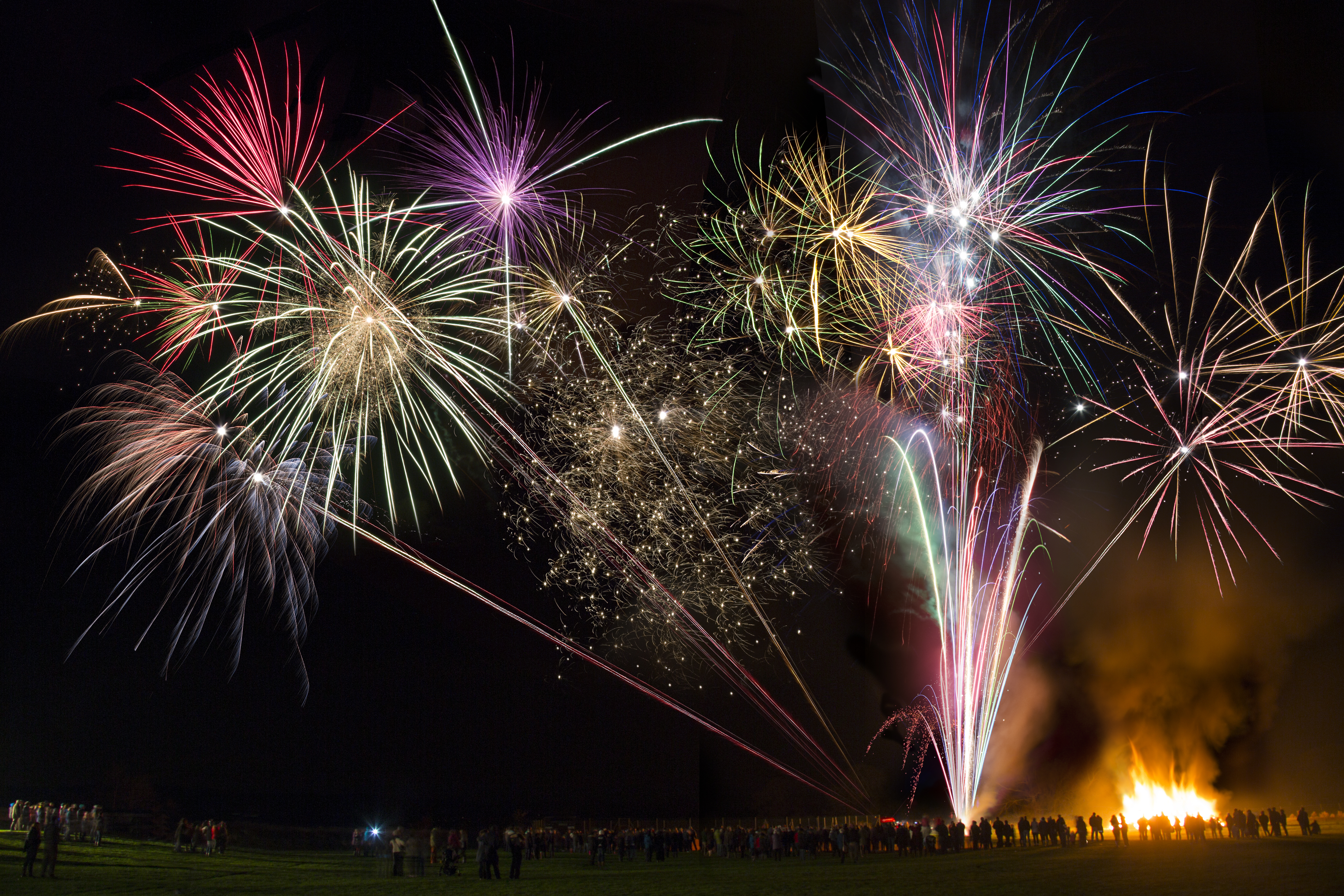 The best Bonfire Night events with SMC Coach Hire