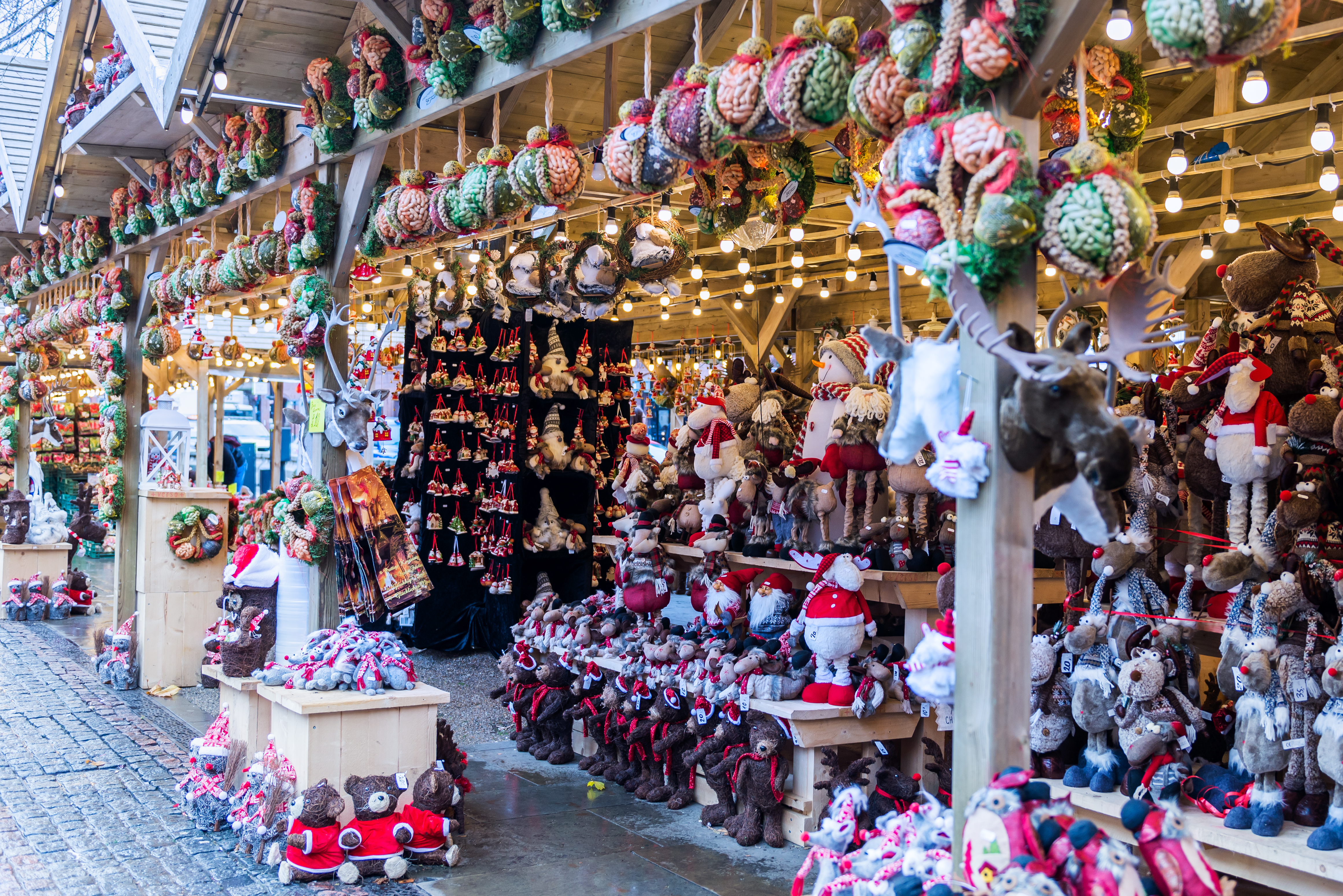 Check out the best Christmas markets in the UK