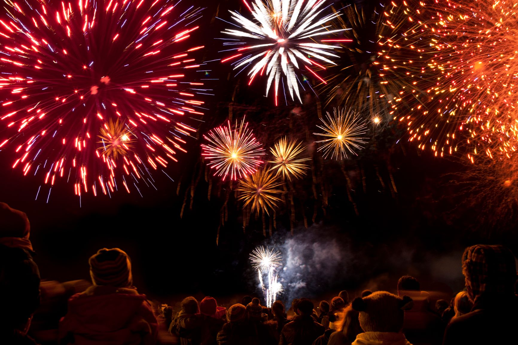 family, fireworks and fun this new year's eve - smc coach hire