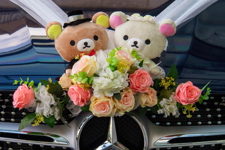 hire wedding car