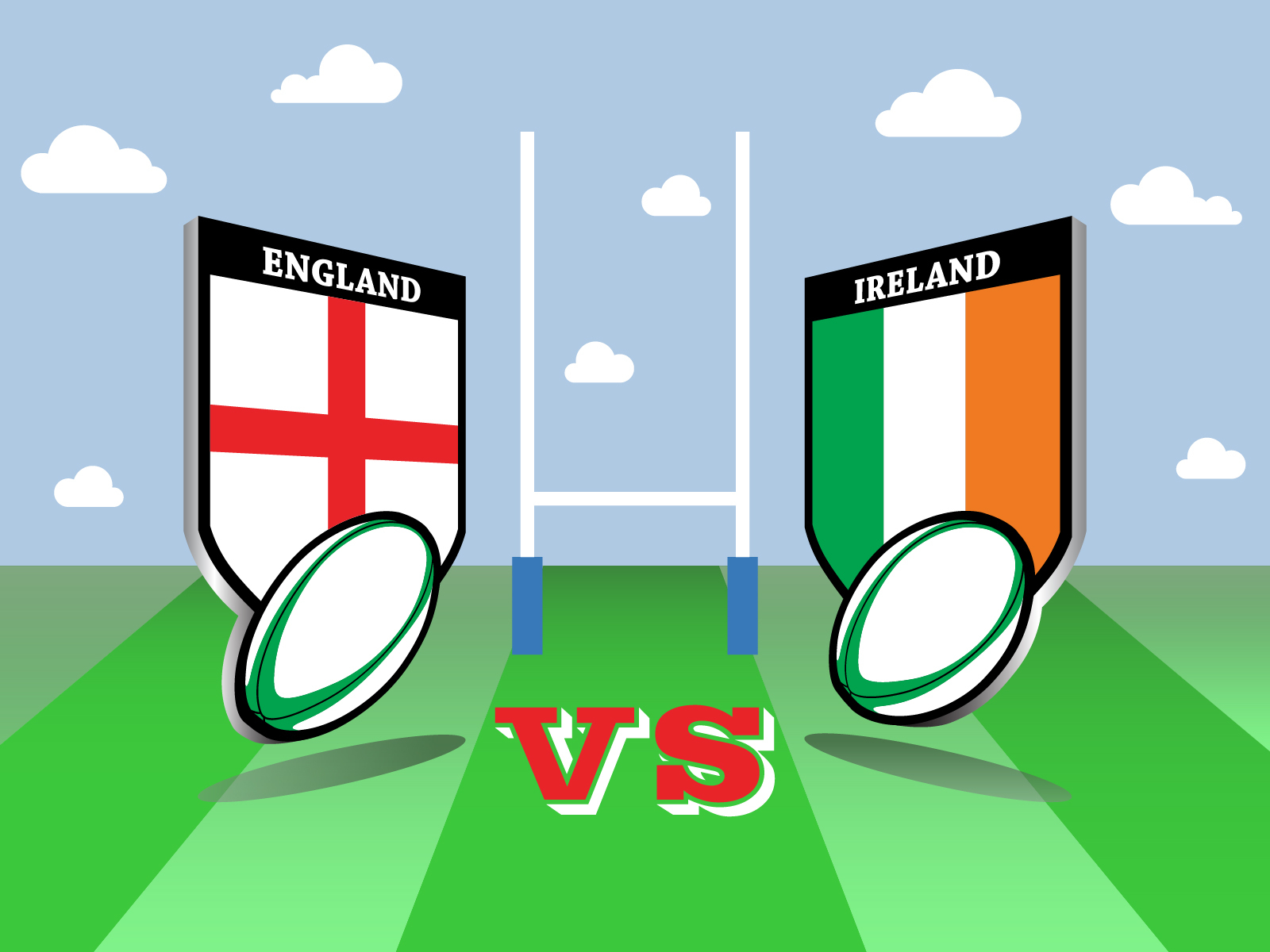 England vs Ireland: Six Nations 2018