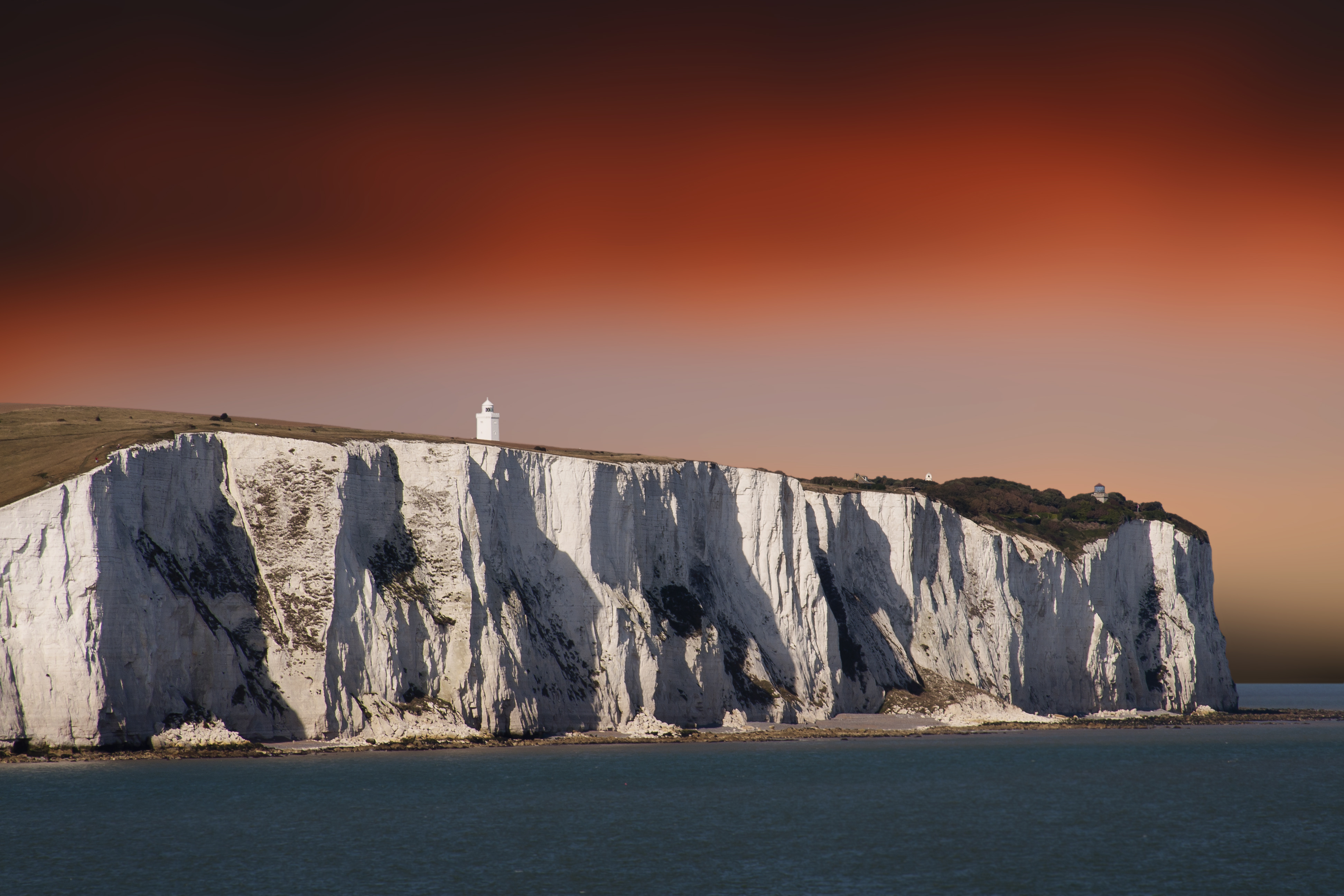 SMC Coach Hire can take you to White Cliffs of Dover this August Bank Holiday