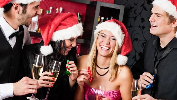 Let SMC Coach Hire take you to your office Christmas Party